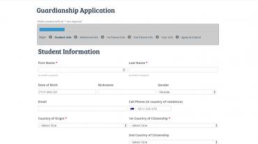 ISGC Application